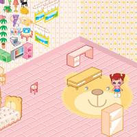 Гра Переробка Дитячої Кімнати