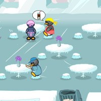 Гра Кафе Пінгвінів 2