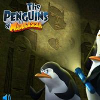 Гра Пінгвіни Мадагаскару: Скарб Золотий Білки