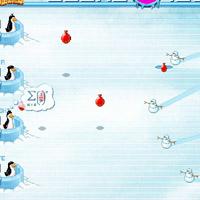 Гра Пінгвіни проти Сніговиків