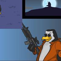 Гра Пінгвіни проти Зомбі