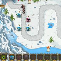 Гра Пінгвіни: Битва за Антарктику