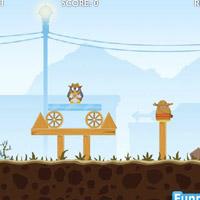 Гра Баранці проти Пінгвінів