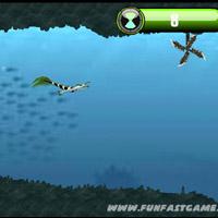 Гра плавання під водою: Бен 10 в підводному світі