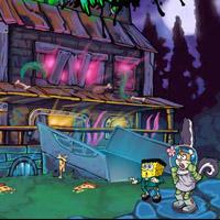 Гра Примари: Спанч Боб в Містичному Маєток