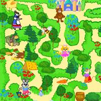 Гра розвиваюча: Дитячий Лабіринт