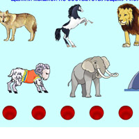 Гра розвиваюча: Вгадай звук тварини