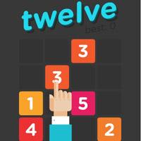 Розвиваюча гра на логіку: Дванадцять