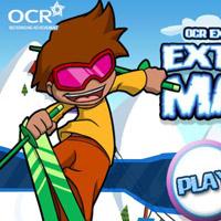 Розвиваюча гра на сноуборді: Екстремальна математика