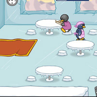 Гра Ресторан Пінгвінів 1