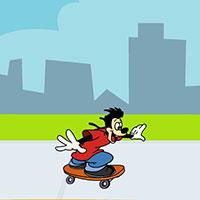 Гра Міккі Маус і друзі на скейті