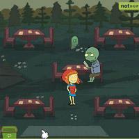 Гра Ресторан для Зомбі