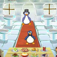 Гра Ресторан Пингвинчика