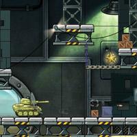 Гра Бойовий Робот Танк: Подорож
