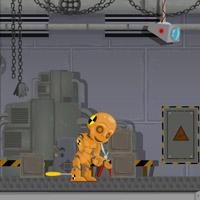Гра Роботи: Втеча з фабрики