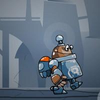 Гра Робот обходить перешкоди російською