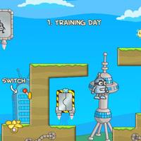 Гра Робот Декс: Збір Енергії