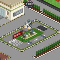 Гра Випробування Роботів