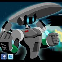 Гра Робот проти роботів: Лють