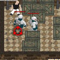 Гра Знищ роботів: Спаси Заручника