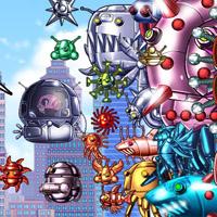 Гра Бойова Миша проти роботів