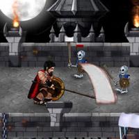 Гра Лицар Спарти проти Зомбі