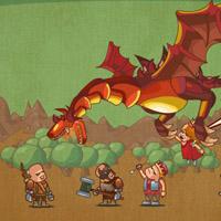 Гра Лицарі Бродилка Стрілялка: Врата Баронів 2