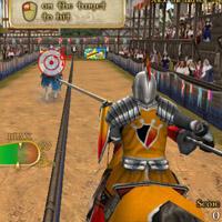 Гра Лицарі 3д: Турнір