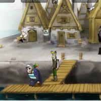 Гра Лицар: Пригода Ніка Толди на півострові Драконів
