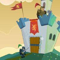 Гра Лицар з Подвійною Сокирою: Охорона Замку