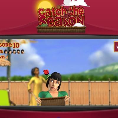 Гра Сімс 2: Зловити Сезон