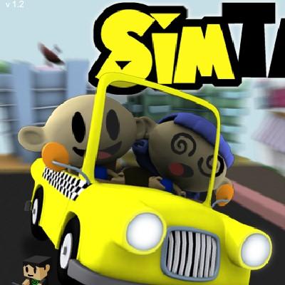 Гра Сімс: Таксі в Місті