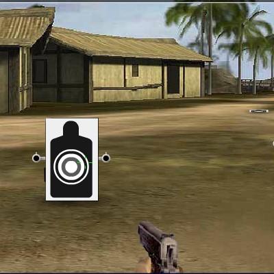 Гра Снайпер: Стрільба по мішенях