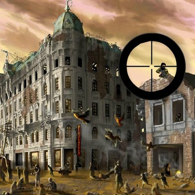 Гра Снайпер проти прихованих терористів