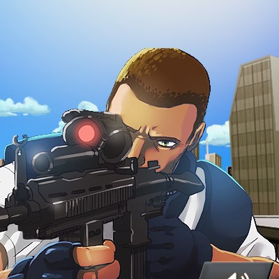 Гра Снайперська підготовка Поліції