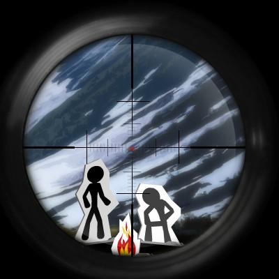 Гра Снайпери Стикмены 2