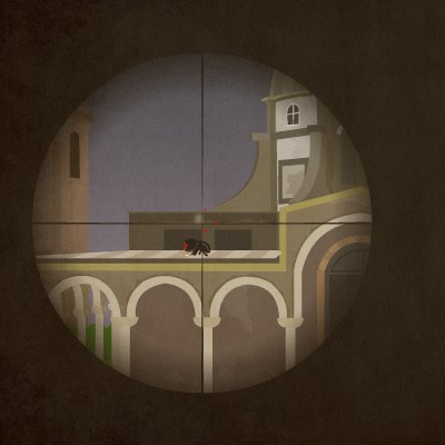 Гра Снайпер: Розумний Стрілець