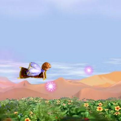 Гра Софія Прекрасна: Політ на килимі