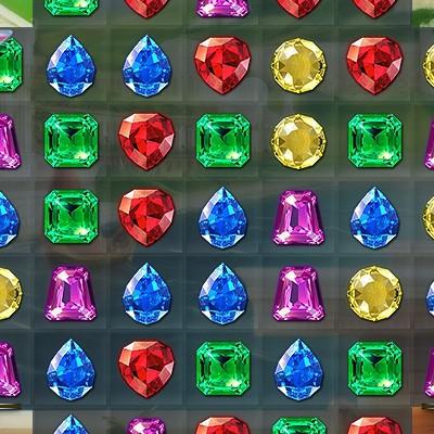 Гра Інді Кіт: З'єднай Кристали