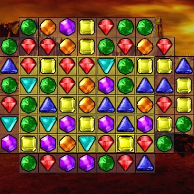 Гра Три в Ряд: Камені Галактики 2