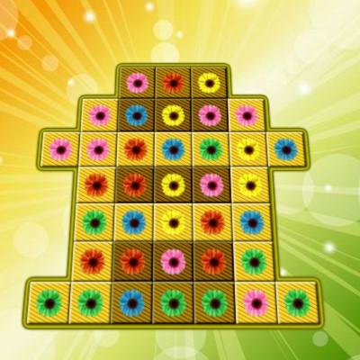 Гра Три в Ряд: Квіткова площину