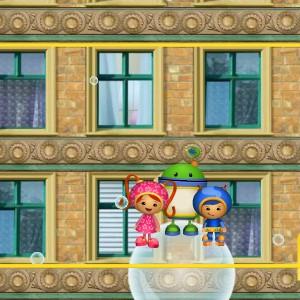 Гра Умізумі: Порятунок Фіолетовою Мавпочки