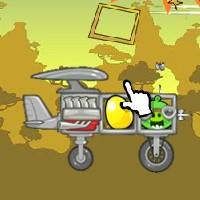 Гра на Фізику: Перевезення яєць