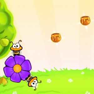 Гра На Фізику: Бджілки збирають мед