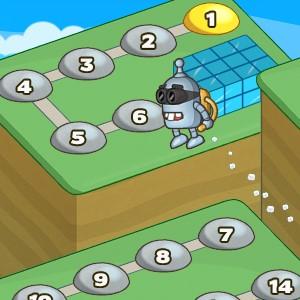 Гра на Логіку і Фізику: Хитрий Робот Декс