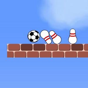 Гра Клікати по м'ячу