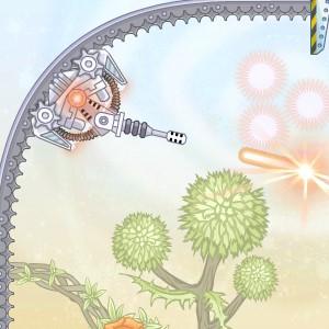 Гра Стрільба з Лазерної Гармати 2