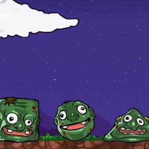 Гра з Фізикою: Нагодуй Голодних Зомбі