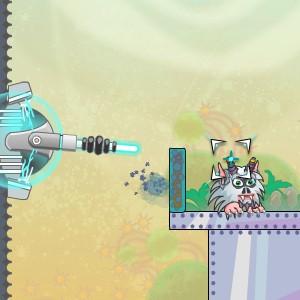 Гра Стрільба з Лазерної Гармати 1