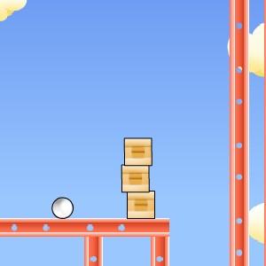 Гра Зруйнуй Стіну за допомогою кульки 3